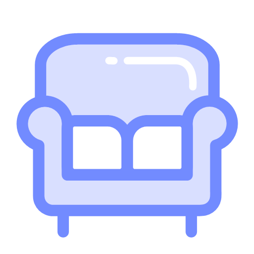 Chinese sofa Icon