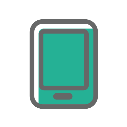 Mobile phone Android Icon
