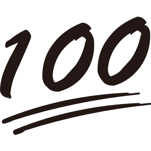100 points Icon