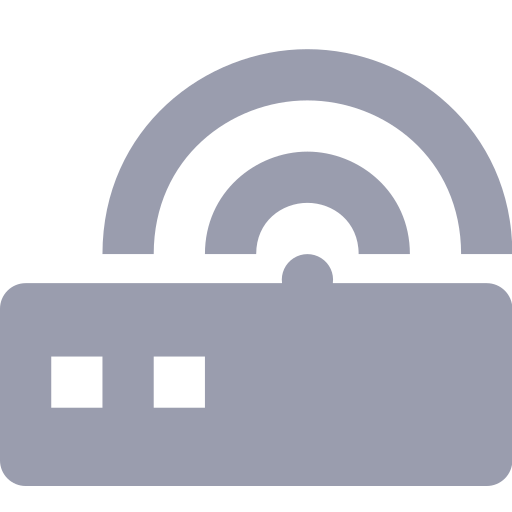 Assets - network equipment Icon