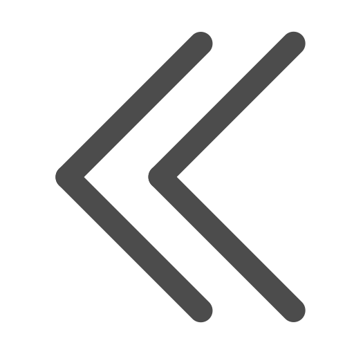 Left double arrow Icon