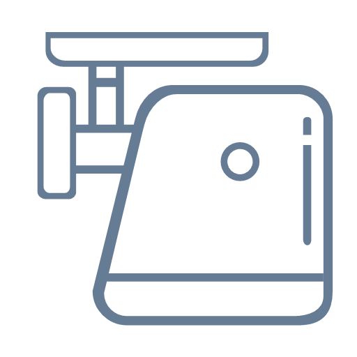Daily household appliances - coffee machine Icon