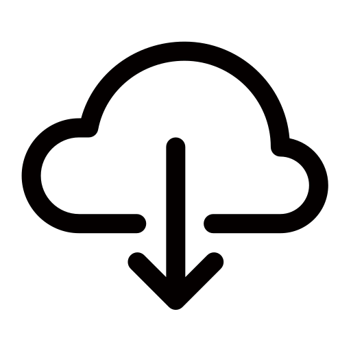 CloudDownload Icon