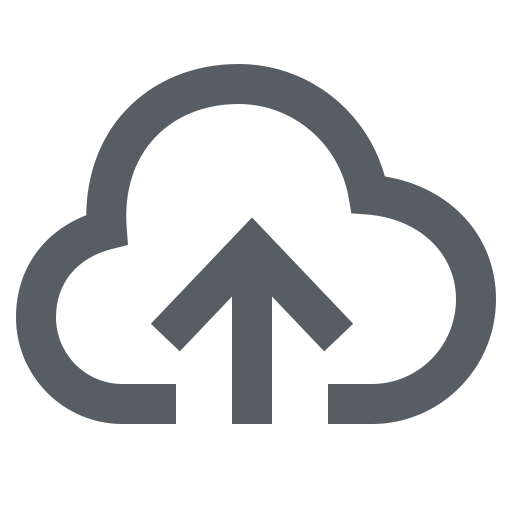 cloud-upload Icon