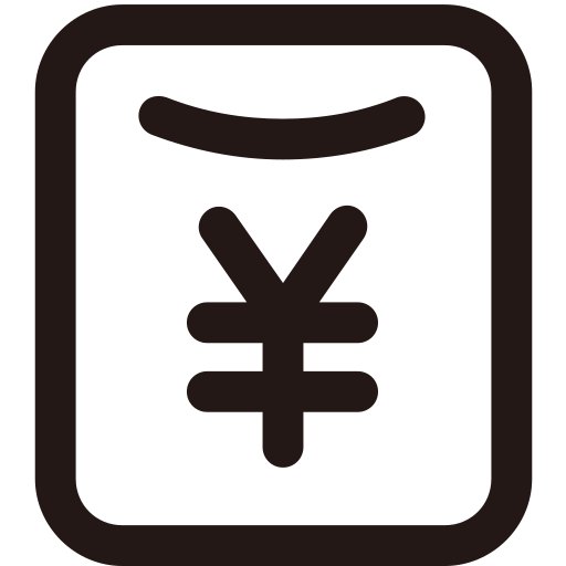 Personal Center - red envelope Icon
