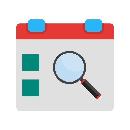 5710 - Find Event Icon