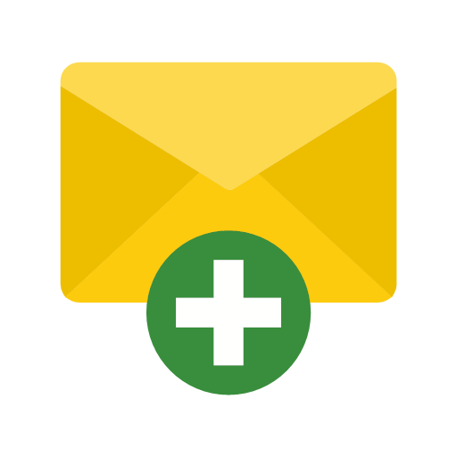 5712 - Add Envelop Icon