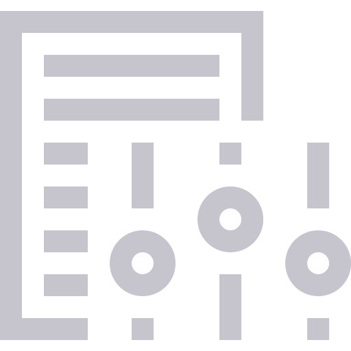 Certificate configuration Icon