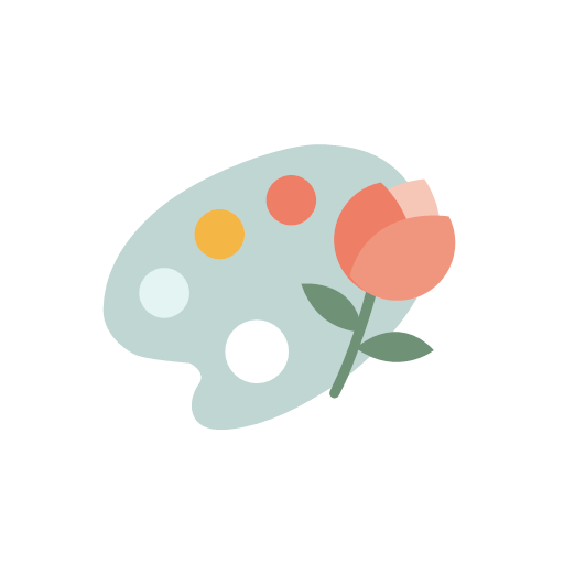 flower design Icon