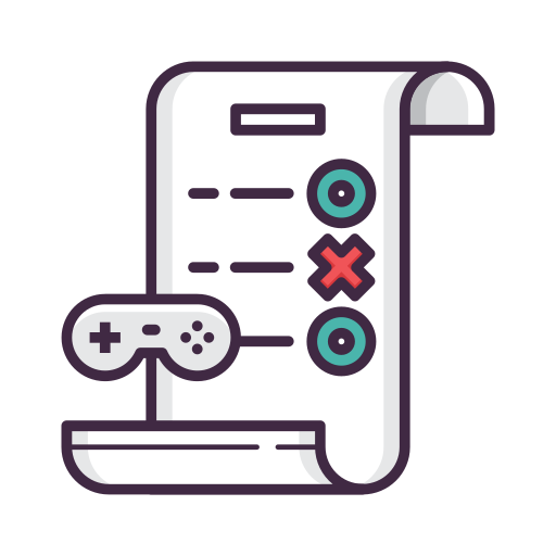 Game Evaluation Icon