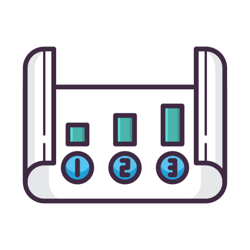 Level Development Icon