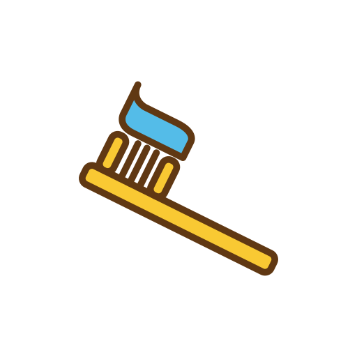 Brush one's teeth Icon