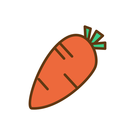 Eat vegetables Icon