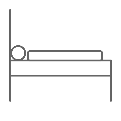sleeping man Icon