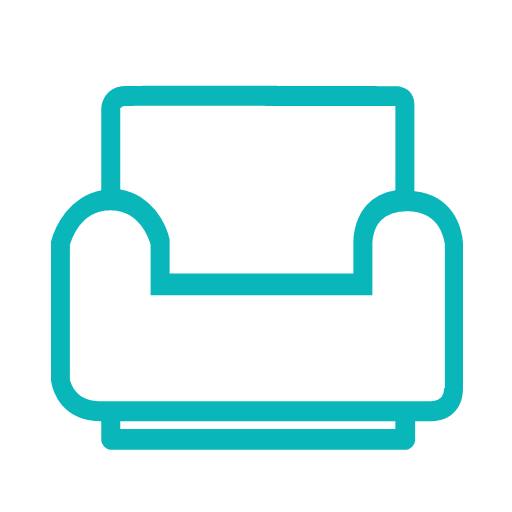 Living room furniture Icon