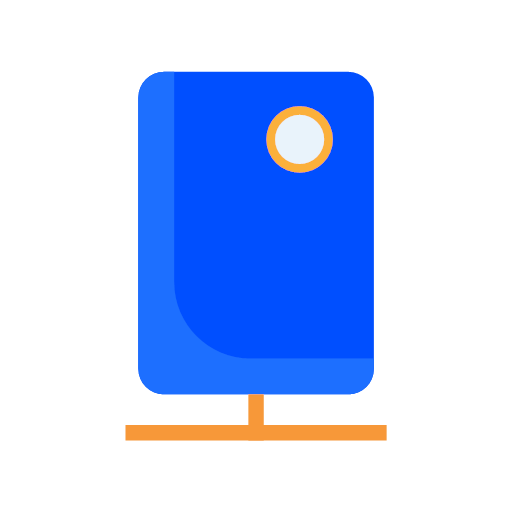 air cleaner Icon