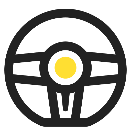 Vehicle interior space Icon