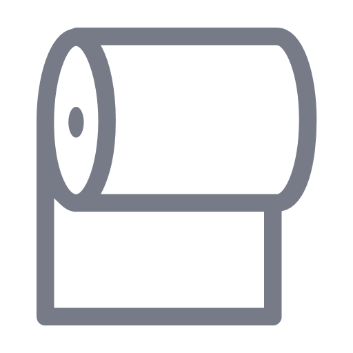 Roll of paper Icon