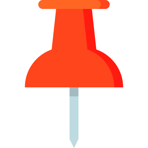 47-pushpin Icon