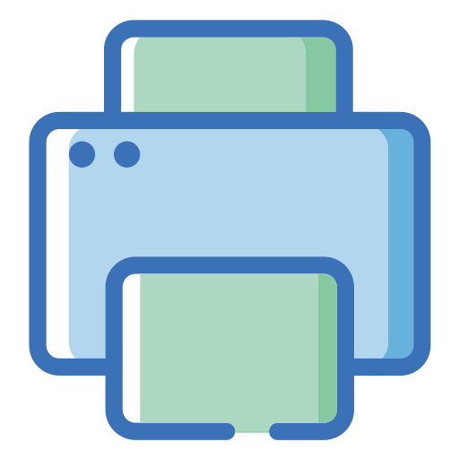Office supplies management Icon