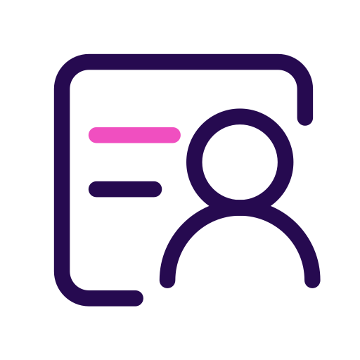 Driver file management Icon
