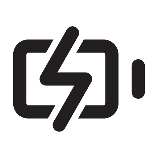 charging-outline Icon