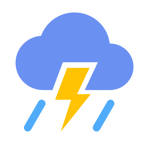 thunder-shower Icon