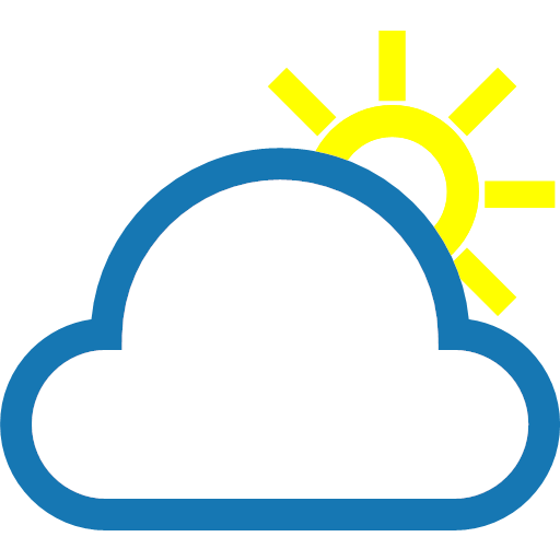 Weather - cloudy Icon