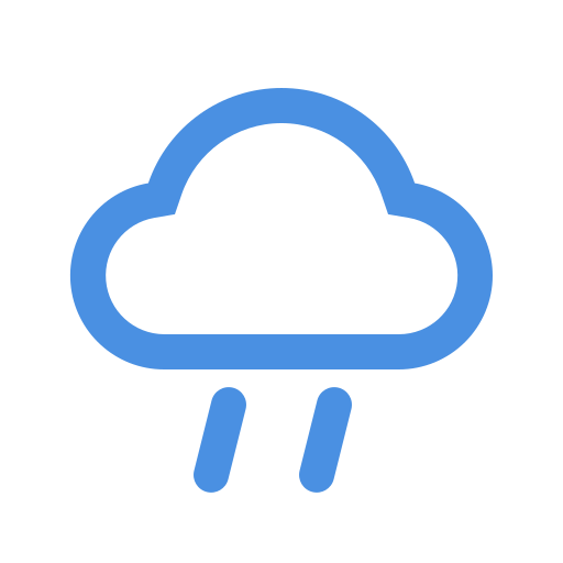 Light rain Icon