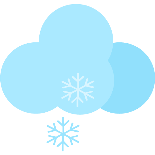 Moderate snow Icon