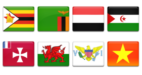 All Country Flag Icons