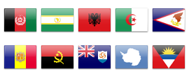 All Free Flags Icons