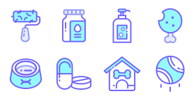 Adorable shop Icons
