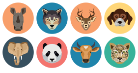 Animal Icon Icons
