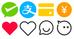 Cmtao electronic mall Icons