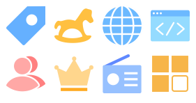 Reading application icon Icons