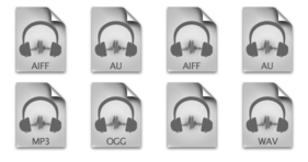 Audacity Replacement Icons