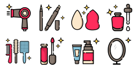 Beauty Icon Icons