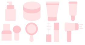 Beauty makeup Icons