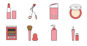 Cosmetic Icon Icons