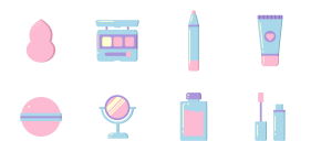 Make up Icon Icons