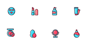 Skin care Icon Icons