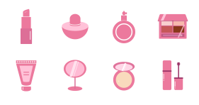 Spring new beauty series Icons
