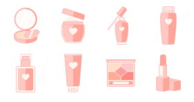 Beauty series Icons