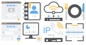 Enterprise application Icons