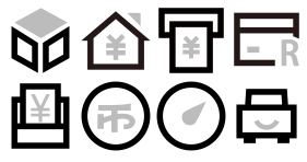 Jingdong Finance Icons
