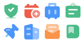 Small office icons (I) Icons