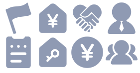 Space management system Icons