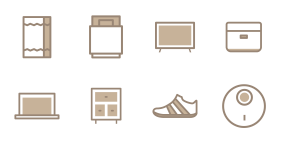 Electricity supplier Icon Icons