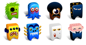 Creatures Icons